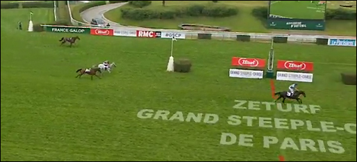 Quinte+ Carriacou Grand Steeple-Chase de Paris