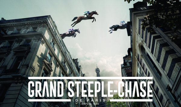 grand steeple chase de Paris 2018